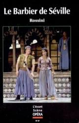 Avant-scène opéra (L'), n° 37 : Le Barbier de Séville - laflutedepan.com
