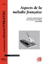 Aspects de la mélodie française laflutedepan.com