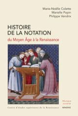 Histoire de la notation du Moyen-Age à la Renaissance laflutedepan.com