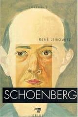 Schoenberg - René LEIBOWITZ - Livre - Les Hommes - laflutedepan.com