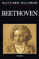 Beethoven - Maynard SOLOMON - Livre - Les Hommes - laflutedepan.com