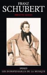 Franz Schubert Brigitte MASSIN Livre Les Hommes - laflutedepan.com