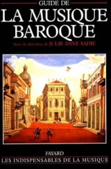 Guide de la musique baroque - SADIE Julie Anne dir. - laflutedepan.com