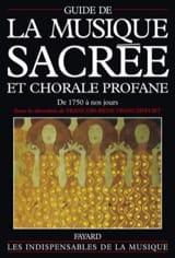 Guide de la musique sacrée et chorale profane vol 2 laflutedepan.com