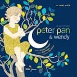 Peter Pan & Wendy James Matthew BARRIE Livre laflutedepan.com