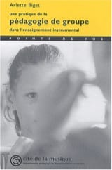 Arlette BIGET - Una práctica de pedagogía grupal en la enseñanza instrumental. - Libro - di-arezzo.es