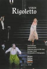 Avant-scène opéra (L'), n° 273 : Rigoletto VERDI Livre laflutedepan