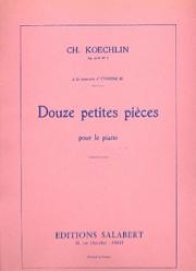 12 Petites Pièces Op. 41 Bis N°2 - Charles Koechlin - laflutedepan.com