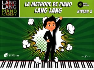 Lang LANG - La méthode de Piano LANG LANG - Niveau 2 - Sheet Music - di-arezzo.co.uk