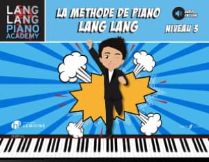 Lang LANG - The Piano Method LANG LANG - Level 3 - Sheet Music - di-arezzo.co.uk
