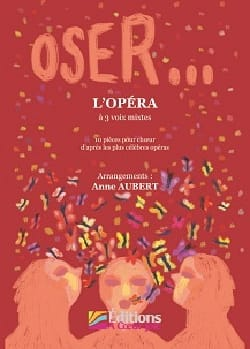 Daring ... the Opera - Sheet Music - di-arezzo.co.uk