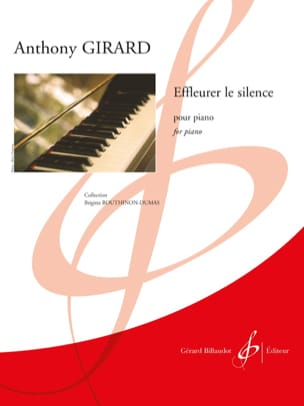 Anthony Girard - Touch the silence - Sheet Music - di-arezzo.com