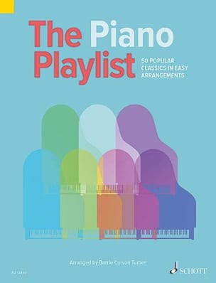 - The Piano Playlist - Partition - di-arezzo.fr