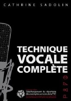 Cathrine Sadolin - Complete Vocal Technique - Sheet Music - di-arezzo.com