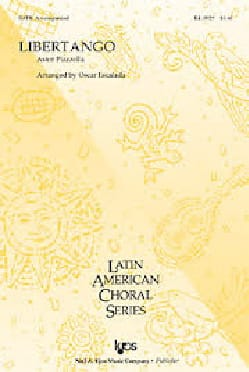 Astor Piazzolla - Libertango - Sheet Music - di-arezzo.co.uk