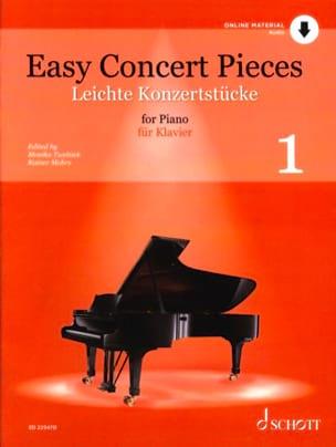 Easy Concert Pieces Volume 1 - Partition - laflutedepan.com