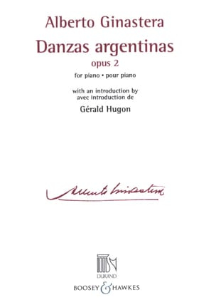 Alberto Ginastera - Argentinean dances Opus 2 - Sheet Music - di-arezzo.co.uk