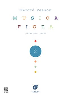 Gérard Pesson - Musica Ficta - Volume 2 - Partition - di-arezzo.fr