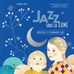 Jazz sous la lune Livre Chansons et comptines - laflutedepan