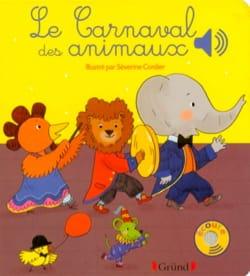 Carnaval des Animaux Camille Saint-Saëns Livre laflutedepan