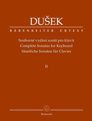 Sonates pour piano. Volume 2 - laflutedepan.com