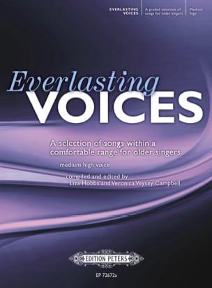 Everlasting Voices - Voix moyenne-haute Partition laflutedepan