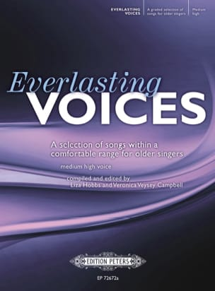 - Everlasting Voices - Voix moyenne-haute - Partition - di-arezzo.fr