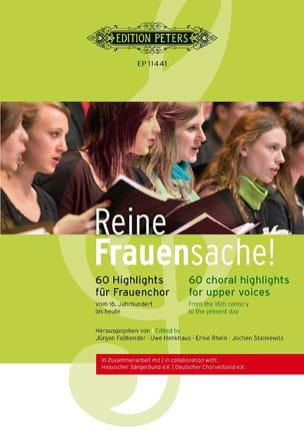 Reine Frauensache! - Partition - Chœur - laflutedepan.com
