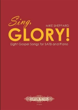 Mike Sheppard - Sing Glory! - Sheet Music - di-arezzo.com