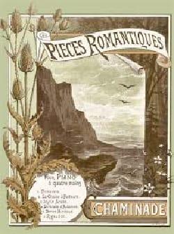 Chaminade Cécile - Pièces romantiques. 4 mains - Partition - di-arezzo.fr