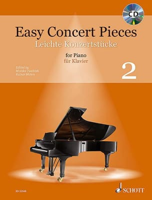 - Easy Concert Pieces Volume 2 - Partition - di-arezzo.fr