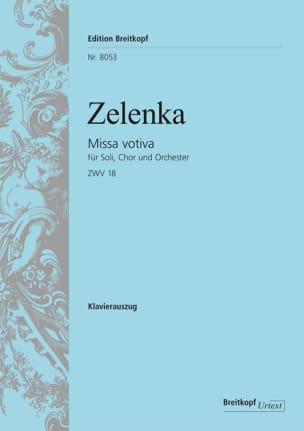 Missa votiva en Mi mineur ZWV 18 - laflutedepan.com