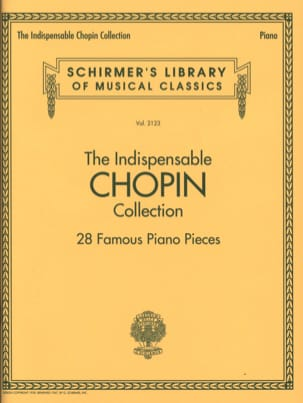 CHOPIN - The Indispensable Chopin Collection - Sheet Music - di-arezzo.com