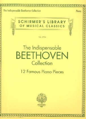 The Indispensable Beethoven Collection - BEETHOVEN - laflutedepan.com