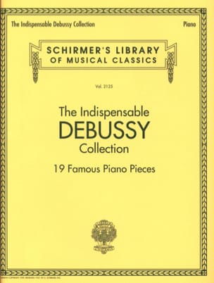 The Indispensable Debussy Collection - DEBUSSY - laflutedepan.com