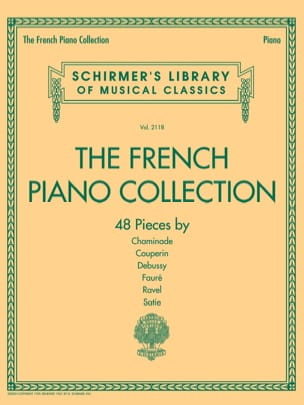 - The French Piano Collection - Partition - di-arezzo.fr
