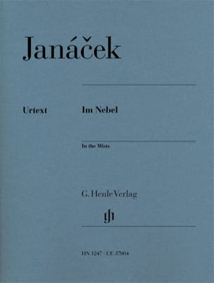 Leos Janacek - In the mists - Sheet Music - di-arezzo.com