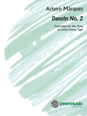 Arturo Marquez - Danzon n ° 2 - Sheet Music - di-arezzo.co.uk