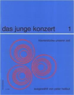 Das Junge Konzert Bd. 1 - Partition - laflutedepan.com