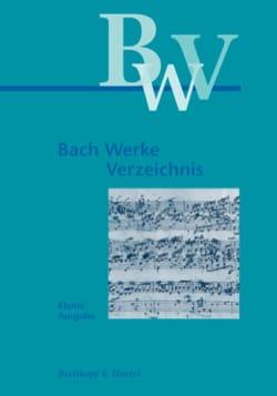 BACH - バッハ・ヴェルケチニス - 楽譜 - di-arezzo.jp