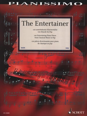 - The Entertainer. - Sheet Music - di-arezzo.co.uk