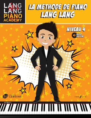 Lang LANG - The LANG LANG Piano Method - Level 4 - Sheet Music - di-arezzo.co.uk