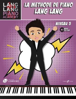 Lang LANG - The Piano Method LANG LANG - Level 5 - Sheet Music - di-arezzo.com