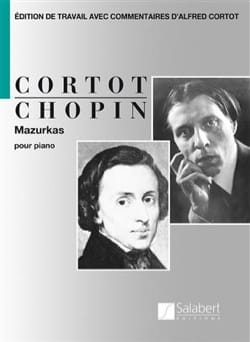 Frédéric Chopin - Mazurkas - Partition - di-arezzo.fr