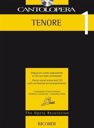 - Cantolopera Tenore 1 - Sheet Music - di-arezzo.com