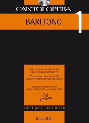 Cantolopera Baritono 1 - Partition - Opéras - laflutedepan.com