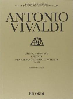 Elvira, Anima Mia RV 654 - Antonio Vivaldi - laflutedepan.com