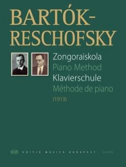 Bartok Bela / Reschofsky Sandor - Méthode de Piano - Partition - di-arezzo.fr