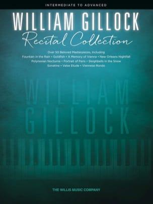 William Gillock - Recital Collection - Sheet Music - di-arezzo.co.uk
