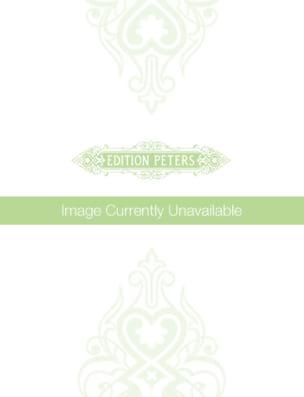 6 Italian Arias volume 1 - Georg-Friedrich Haendel - laflutedepan.com